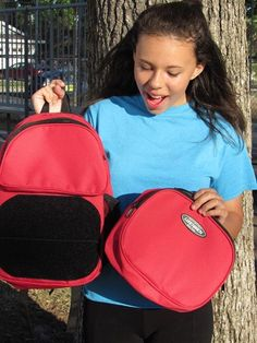 OMG A backpack and detachable lunch bag wow. Under 40 bucks and comes with a reusable ice pack and in different colors I love it. www.lunchback.com