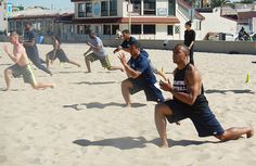 Seahawks' road to Super Bowl began on beach « SI.com