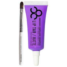 Obsessive Compulsive Cosmetics Lip Tar Matte Rollergirl .33 oz