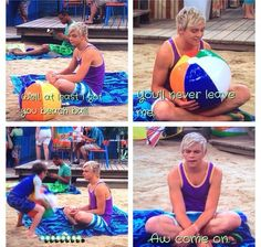 I'll never leave you Disney Memes, Disney Quotes, Funny Disney, Ross Lynch, Ely, Teen Beach 2, Cute Crush Quotes, Austin Moon, Family Channel