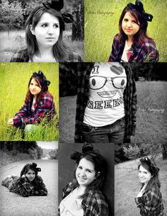 Collage of my latest session!