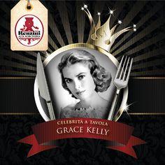 Chi ha detto che le principesse sono sempre a dieta? Grace Kelly, ad esempio, amava molto i ricchi barbecue all'americana e, se doveva concedersi un primo, preferiva un bel piatto fumante di gnocchi! #renzini