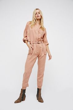 STYLECASTER | Fall Jumpsuits | Eyals One Piece