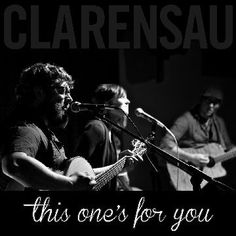 """Very excited to announce the release of the new CLARENSAU CD """"This One's For You"""". Already #46 on the singer-songwriter chart! Free song downloads at www.misharamusic.com/freesongs.html and you can get the entire CD here: http://amzn.to/UyOFGW Spread the word and re-pin!"""