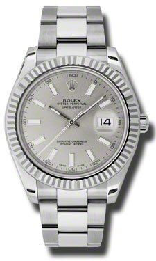 Nice Rolex Oyster Perpetual Datejust II 116334 by Rolex just added...  Check it out at: https://buyswisswatch.co.uk/product/rolex-oyster-perpetual-datejust-ii-116334-by-rolex-2/