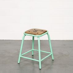 Buy Baez Stool Mint Green Online | Stools | Chairs - Retrojan