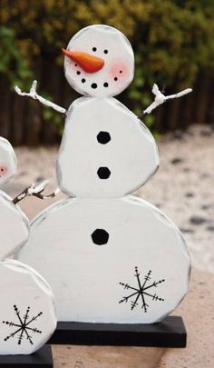 Tabletop decor, Snowman B Statuary,Painted Wood,8x2x13.75 Inches by Ashley Gifts. $11.99. Save 33% Off!