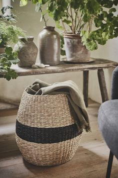 Natural materials, fresh hues and rustic textures—the Ikea Spring 2020 collection embraces mindful living and sustainability. Ikea New, Kallax Regal, Cozy Cafe, Nature Color Palette, Ikea Home, Pet Bottle, Closer To Nature, Gras, Spring Home