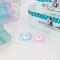 Chicco pacifiers by Mr. Wonderful #chicco #pacifiers #mrwonderful #babies