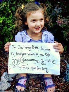 IMPROVING BIRTH!!!!!!