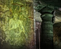 hoto by Walking inside this World Heritage Site I was lost in time, surrounded by the finest surviving examples of ancient Digital Photography, Travel Photography, Ajanta Caves, Ancient Indian Art, National Geographic Travel, World Heritage Sites, Buddhism, Survival, Walking