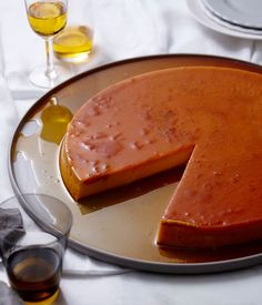 Crème caramel |