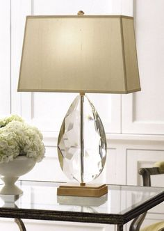 Mercury Glass Lamp Lamps And Glass Lamps On Pinterest