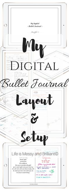 A digital bullet journal???? JOY! | Black Girl, Lost Keys