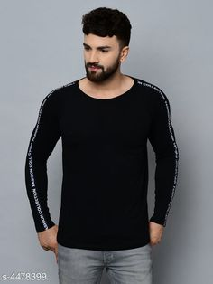 Tshirts Designer Men T-Shirts Fabric: 100 % Cotton Sleeve Length: Long Sleeves Pattern: Solid Multipack: 1 Sizes: S (Chest Size: 36 in Length Size: 27 in)  XL (Chest Size: 42 in Length Size: 30 in)  L (Chest Size: 40 in Length Size: 29 in)  M (Chest Size: 38 in Length Size: 28 in) Country of Origin: India Sizes Available: S, M, L, XL   Catalog Rating: ★4 (442)  Catalog Name: Free Mask Fashionable Men Tshirts CatalogID_646387 C70-SC1205 Code: 992-4478399-576