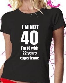When I turn 40, I want a shirt like this!