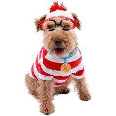 Disfarce de Wally para cães - Tiendanimal