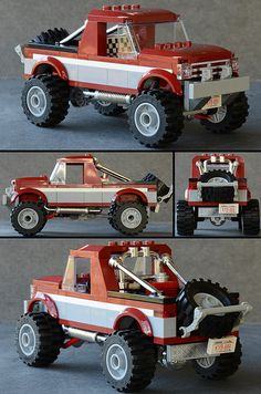 lego ford raptor - Google Search