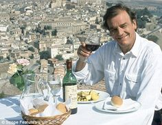 Chef Keith Floyd