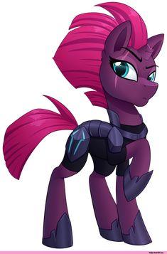 my little pony,Мой маленький пони,фэндомы,mlp art,Tempest Shadow,minor