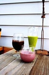 Berry Antioxidants and Exotic Xanthones in Smoothies