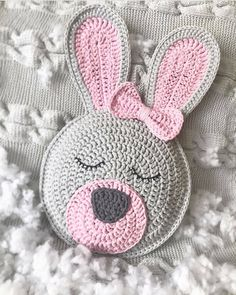 Part # 3 # girls # @ penye_ip_satisi # @ malinka_creations @ – crochet pattern Beau Crochet, Crochet Teddy, Easter Crochet, Crochet Bunny, Crochet Home, Crochet For Kids, Crochet Gifts, Crochet Cushions, Crochet Pillow