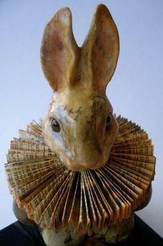 Hand made hare