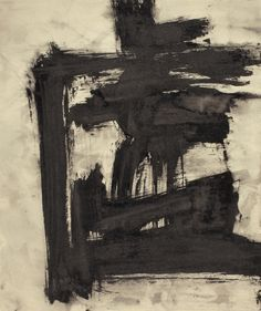 "TAWARA Yūsaku(Japanese, 1932-2004)  Kyo (""虚"" Emptiness), 9.29-1, from Boh Boh (Vastness) series, 1993  Universe Is Flux: The Art of Tawara Yūsakuat The Indianapolis Museum of Art"