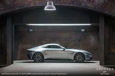 Aston Martin DB10 | Built for Bond | SPECTRE