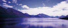 Lake Wakatipu, Queenstown, South Island, New Zealand. Lake Wakatipu, South Island, New Zealand, Mountains, Places, Nature, Travel, Naturaleza, Viajes
