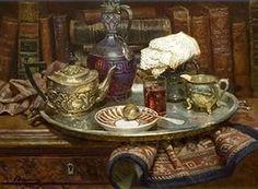 столовое серебро в живописи: 12 тыс изображений найдено в Яндекс.Картинках