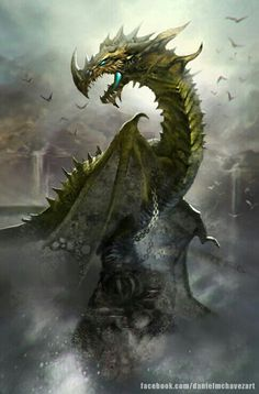 Dragon. I could have a board dedicated solely to Dragons, there is so much amazing imagery from many centuries of history.