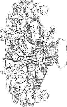 Rugrats Coloring Pages 29