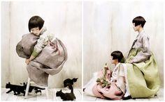 traditional Korean clothing