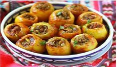 Potatoes stuffed with minced meat, a delicacy of Russian origin, … - Recipes Easy & Healthy