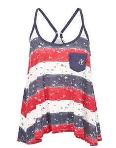 love this shirt for the fourth :)