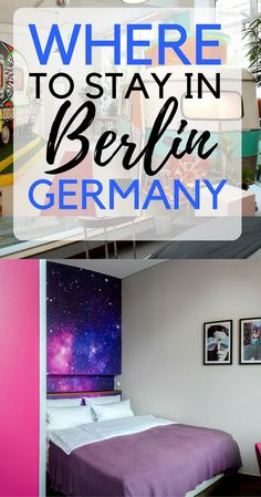 5 Cool and unique hotels in Berlin, where to stay in Berlin, Germany, Europe, 25hours Hotel Bikini Berlin, Hotel nhow Berlin, Hüttenpalast, Ostel – Das DDR Hostel, The Circus Hotel, Hüttenpalast by photographer Jan Brockhaus