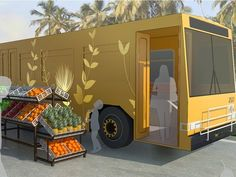 Old buses turned into mobile shelters for Hawaii's homeless