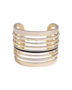 The Stephanie Cuff by JewelMint.com, $29.99thisplace has great stuff for good prices