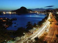 Avenida Beira-Mar, em Vitória (Foto: Divulgação/ Jorge Sagrilo)
