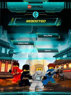 LEGO Ninjago REBOOTED App by The Lego Group