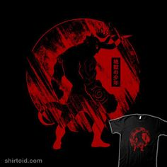 The Boy From Hell by Steven Toang Funny Tshirts, Indie, Darth Vader, Comics, Bobs, Awesome, Film, Shopping, Ideas