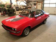 Opel manta 1971