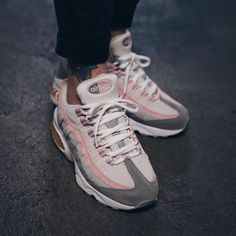 huge selection of d12cf eb510 Sneakers femme - Nike Air Max 95  Trainers are a girls best friend   Pinterest  Sneakers, Adidas shoes women and Sneakers nike