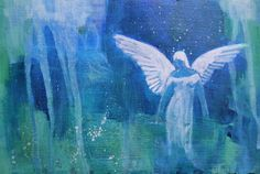 Spiritual Artworks by Sandy G. Angel Sketch, Galaxy Painting, Angels Among Us, Angel Art, Fairies, Artworks, Spirituality, Fantasy, Abstract