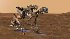 Robots in Science Fiction Movies | AMEE - Red Planet