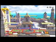 Super Smash Bros. for Wii U: Classic Mode Playthrough #1: Mario
