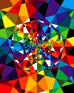 Kaleidoscope art