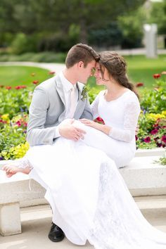 Summer LDS wedding_0118