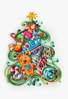 *QUILLING ~ Art's Quilling: